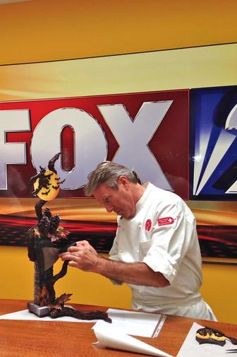 Chocolate Demo - Fox News Kansas City