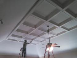 Williamson Coffered Ceiling 3