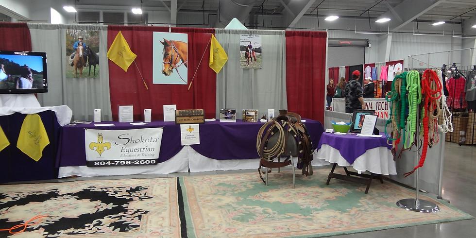 Shokota Equestrian at The VA Horse Festival