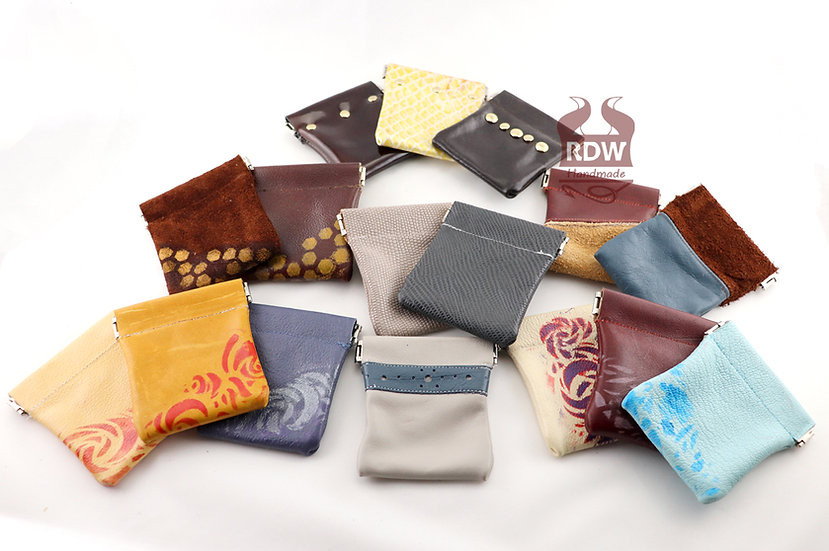Assorted Coin Purses