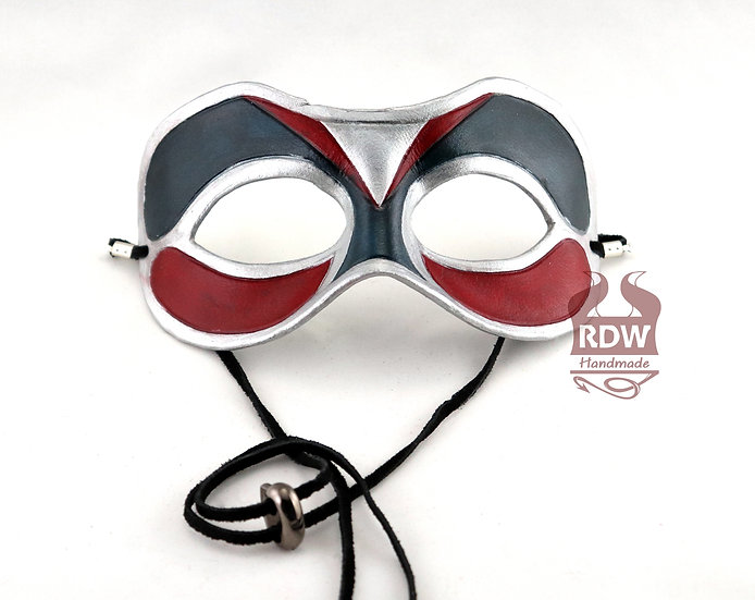 SilverLining Leather Mask