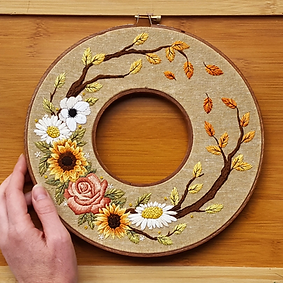 Autumn double hoop.webp