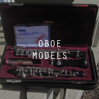 Oboe Models