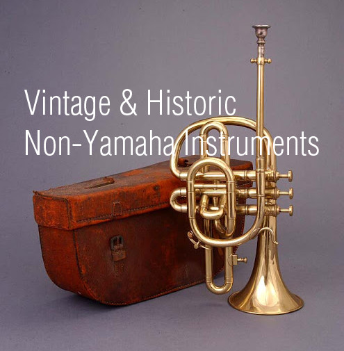Vintage & Historic Non-Yamaha Instruments