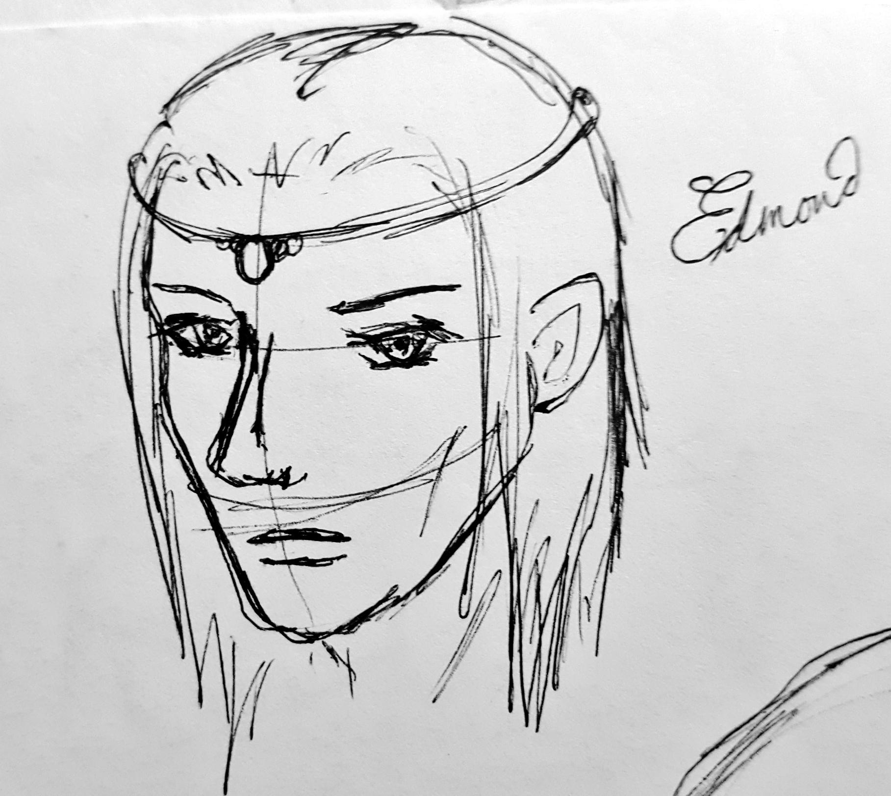 Edmond Egardine...