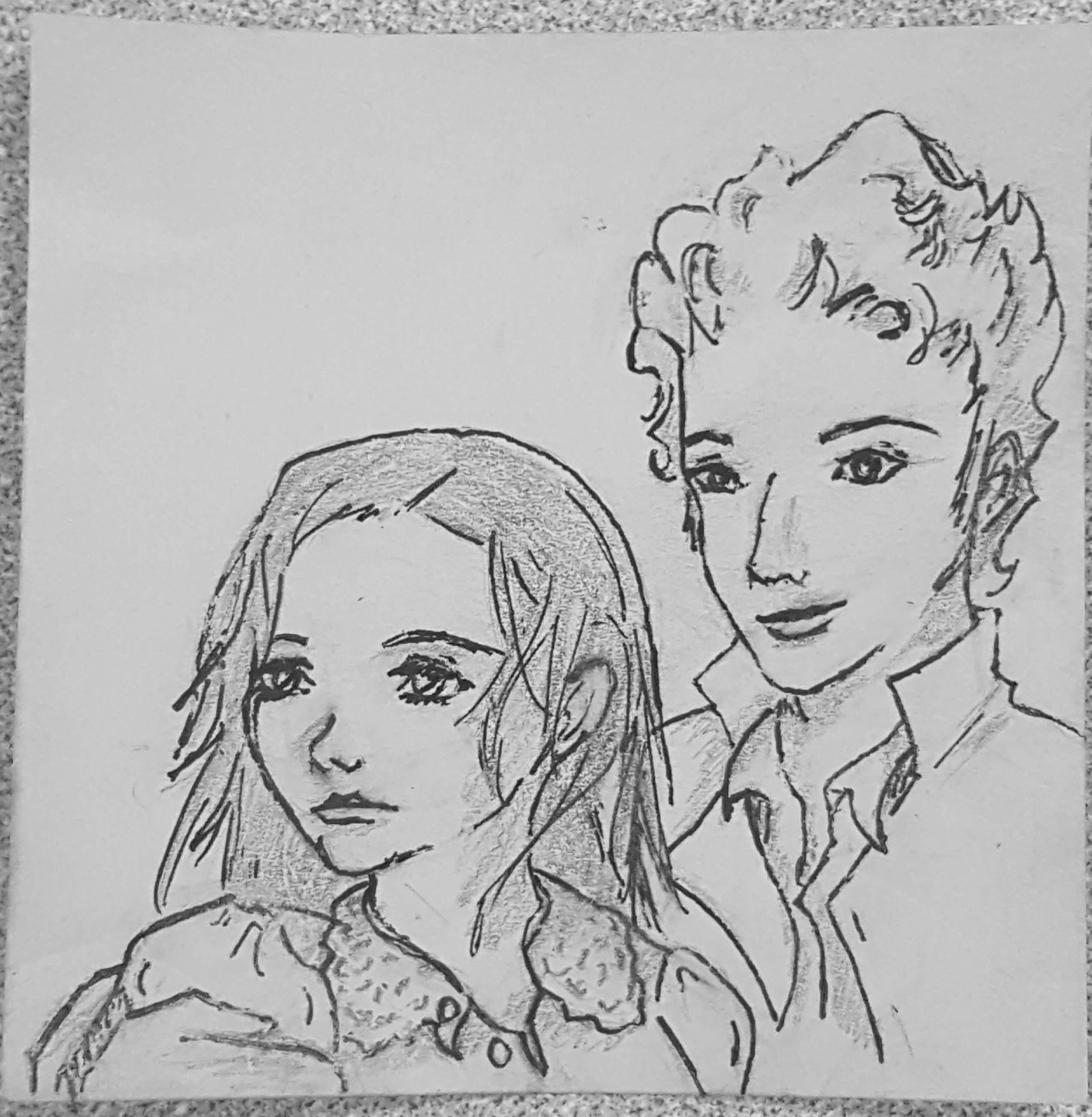 Clover and Saint Smithy