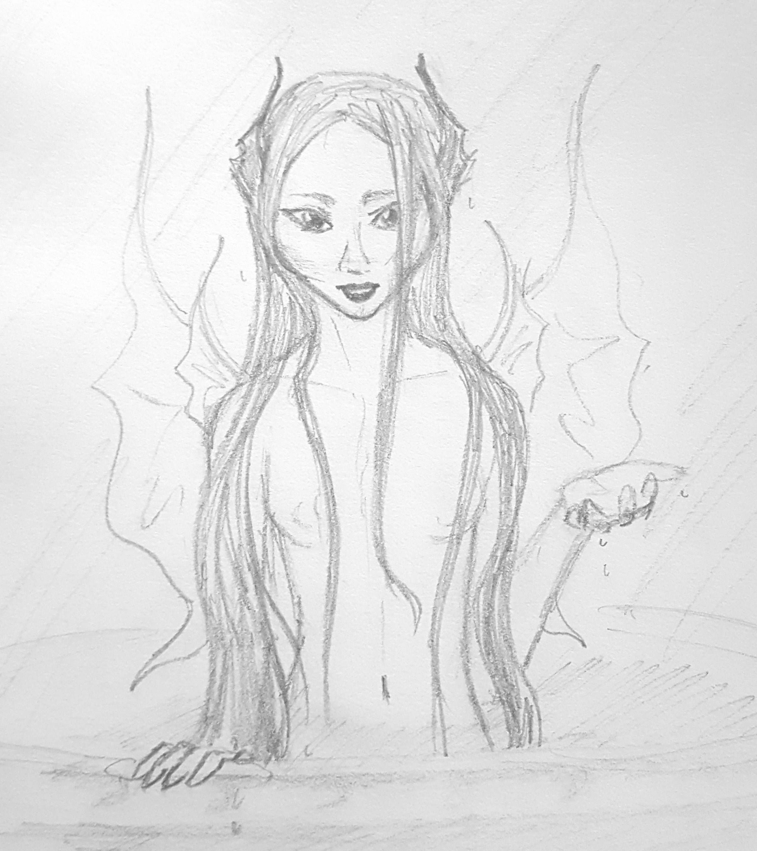 Sea faery