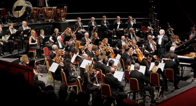 Janusz & RPO, Royal Albert Hall