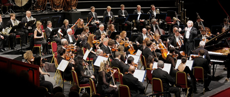 Royal Philharmonic Orchestra conducted b