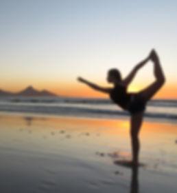 Natarajasana (Dancer Pose)