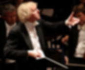 Janusz conducting, Royal Philharmonic Or
