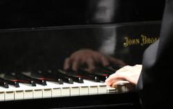 Janusz, fundraising recital