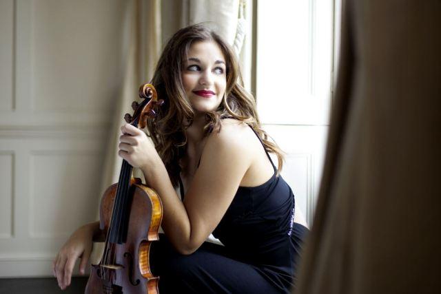 Alexandra Soumm, soloist