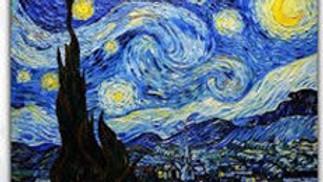 Workshop Loving Van Gogh   3 Day Class -  Oct. 18 &  25 and Nov. 1, 2021   1:30pm – 4:30pm