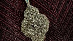 Workshop:  Pendant Techniques with Inclusions of CZ Stones & Pearls in Art Clay Silver  Sept  18, 2021, 10am -  4pm