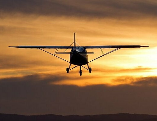 30 Minute C42 Flight