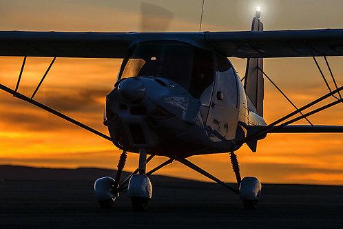 20 Minute Ultralight flight