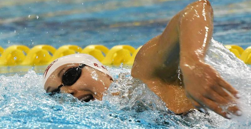 Olympics: Red Deer's Rebecca Smith, Canada Silver Medal Finish in 4x100m relay in Tokyo