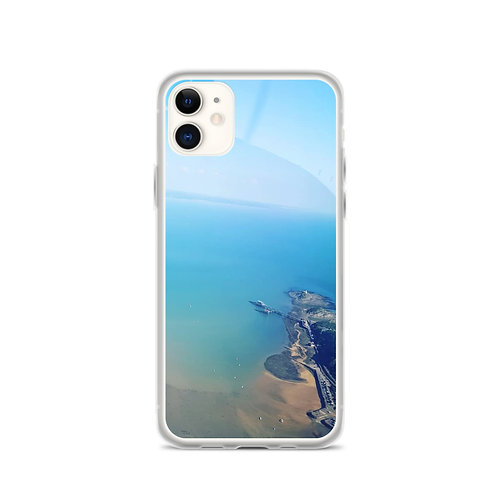 Mumbles from the air iPhone Case