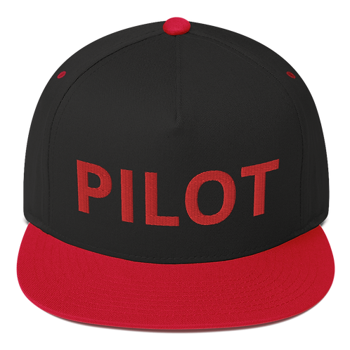 PILOT Flat Cap