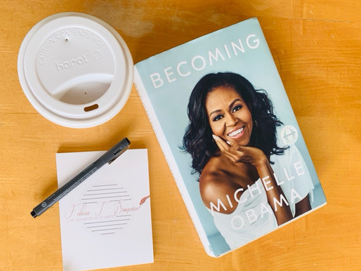 Becoming by Michelle Obama Book Review (Part 2: Becoming Us)