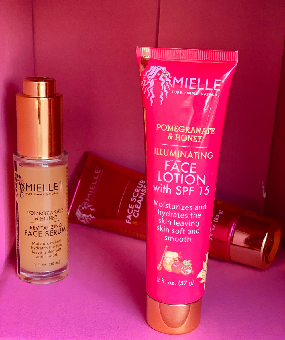 Mielle Organics luxury skin care products
