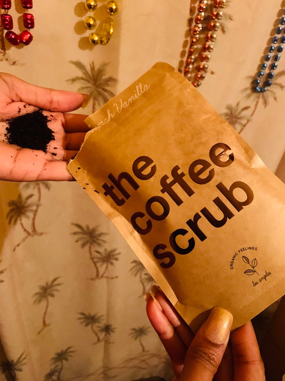 The Coffee Scrub