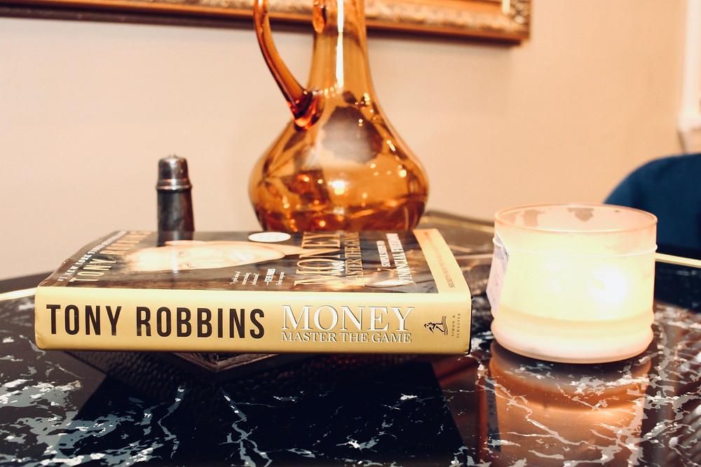 Tony Robbins book Money Master the Game