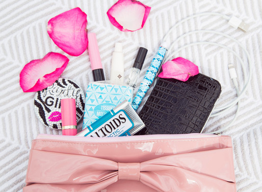 What's In My Bag This Spring?