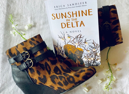 Sunshine in the Delta by Erica Sandifer