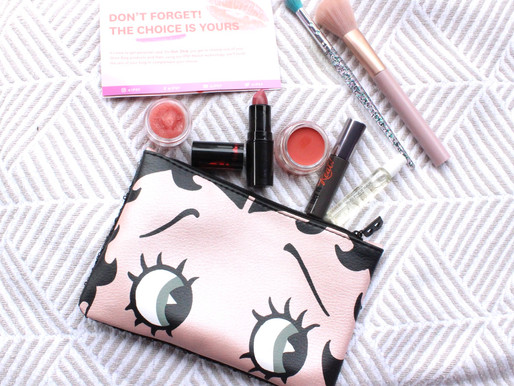 What's in My October Glam Bag