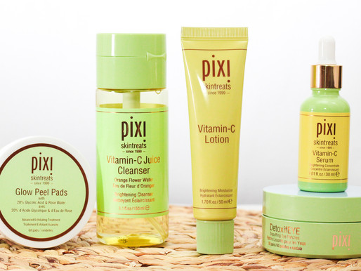 Pixi Vitamin-C & Other Products Review