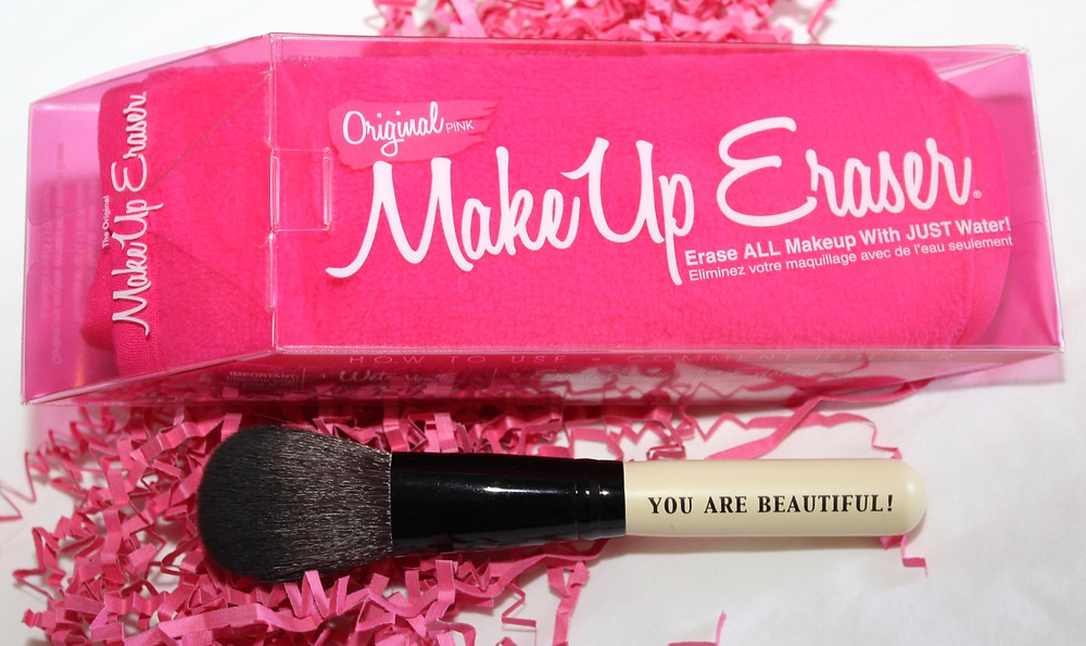 No more wipes!  Use this eco-friendly makeup eraser.