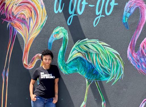 Brunch at Flamingo A-Go-Go