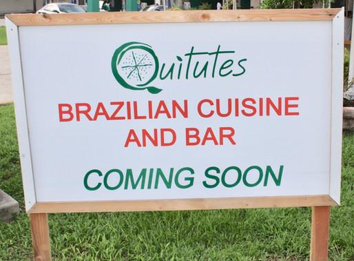 Quitutes (Brazilian cuisine) Soft Opening