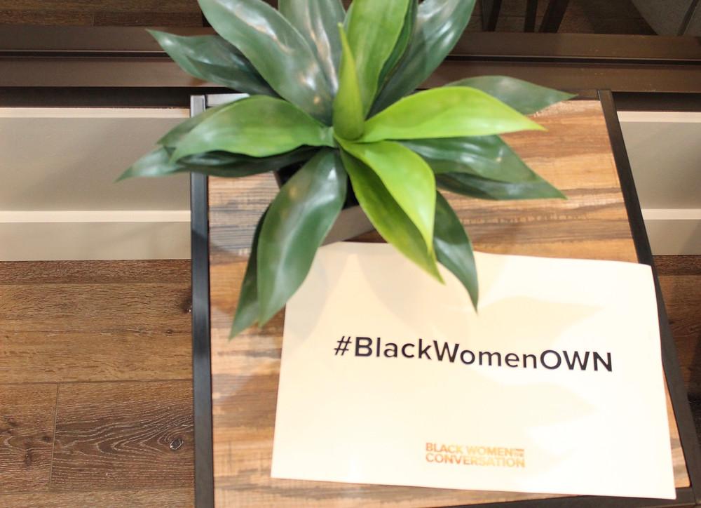 Conversation around mental health for black women