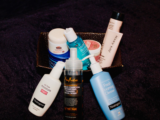 Face Cleansers & Creams I'm Using this Winter