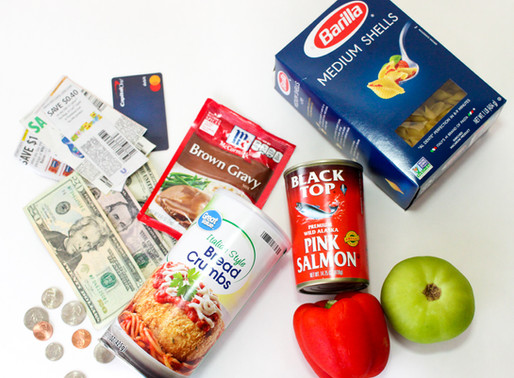 5 Ways that I'm Saving Money While Shopping for My Weekly Groceries