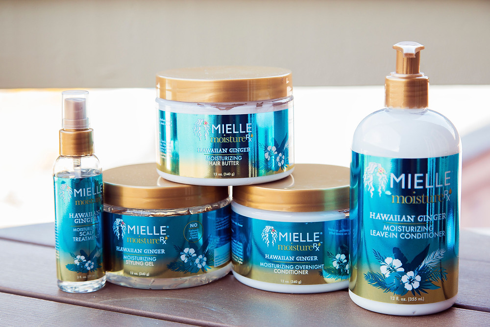 Image of Mielle Organics Moisture Rx products