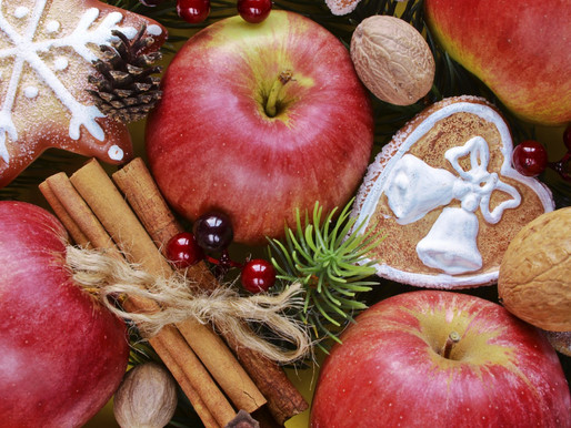 Healthy Foods & Drinks You Can Enjoy During Christmas Dinner