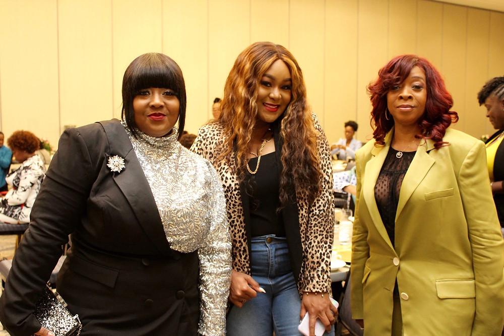 Women at Werk Pray Slay 2019