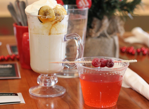 Holiday Meet & Greet and Winter Specials at Ruby Slipper Cafe