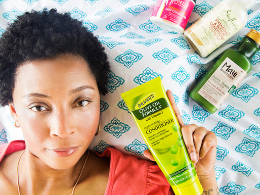 My Top 4 Favorite Conditioners