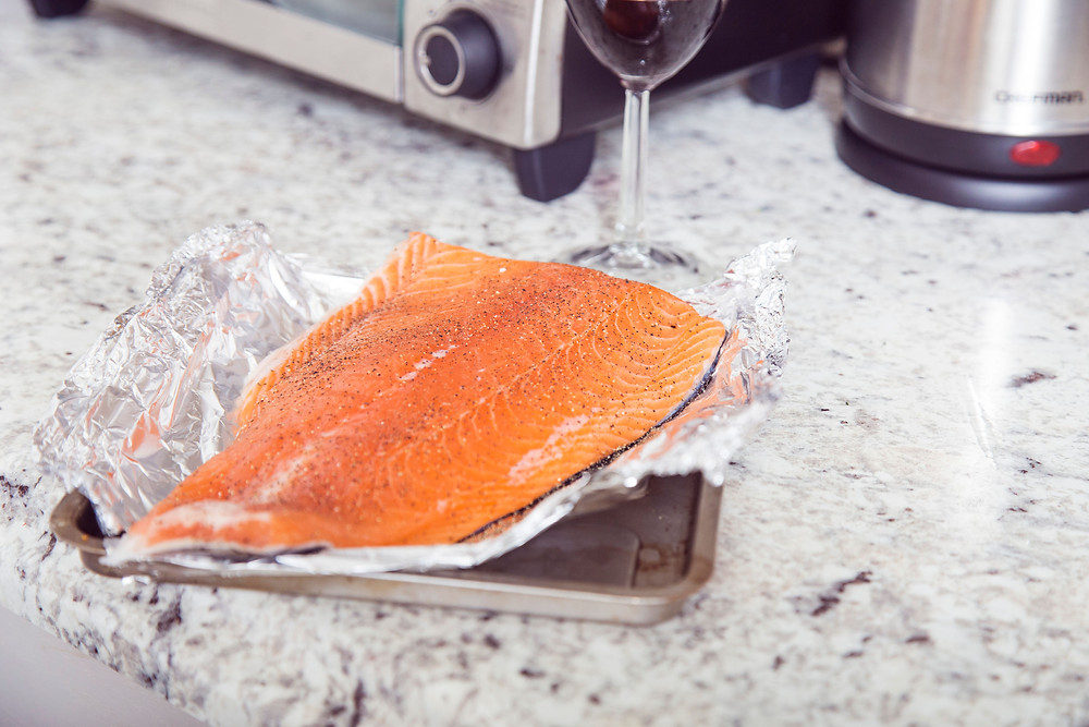 Eating fish and salmon is beneficial for your low-carb diet.