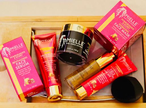 Mielle Organics: Pomegranate & Honey Skin Care Collection