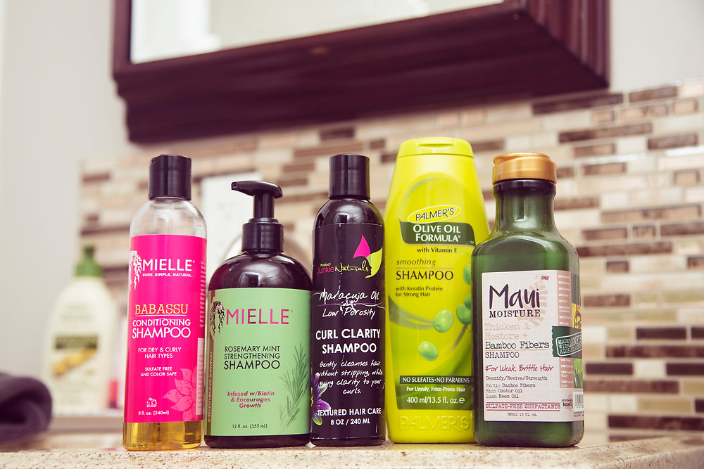 Shampoos to use for natural hair
