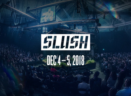 UniSieve at Slush 2018 conference