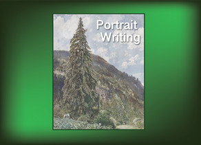 Portrait Writing: The Old Spruce in Bad Gastein