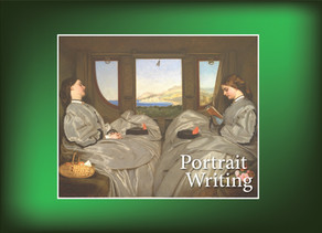 Portrait Writing: Travelling Companions