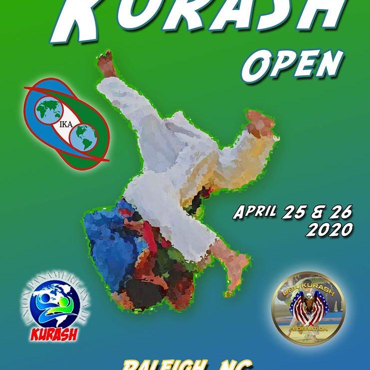 USA Kurash team open 2020